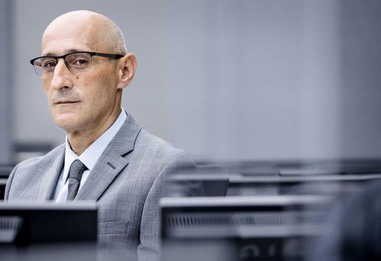 Salih Mustafa  Beeld EPA
