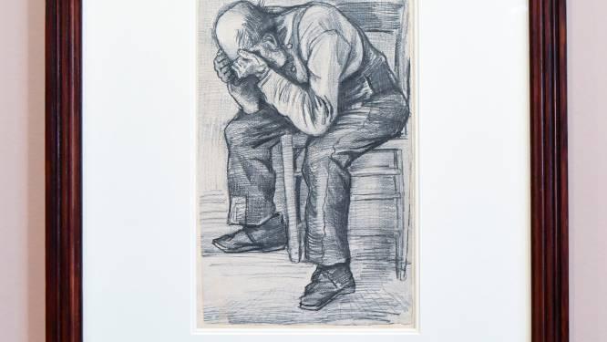 Nieuwe voorstudie ontdekt van Vincent van Gogh