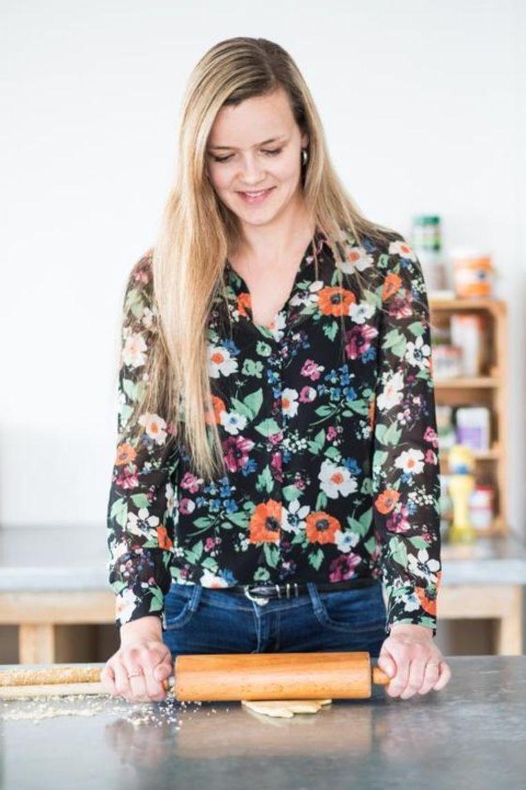 Elisabeth Scholten Beeld Simone van de Berg
