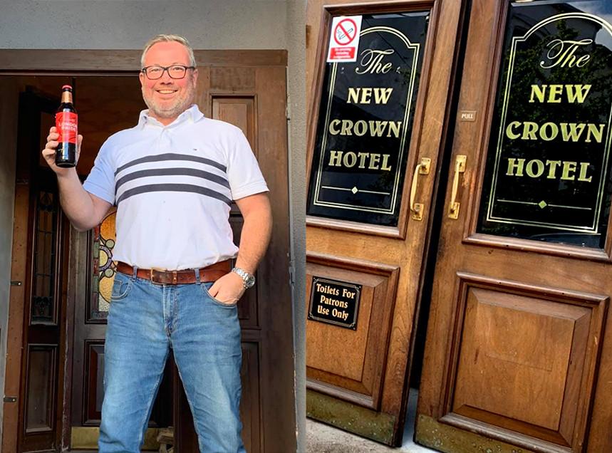 Expat verhuist Britse pub naar Duitsland