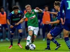Nikki Baggerman (FC Dordt) over 'matchfixingduel' van Jong RKC: 'Het was een wedstrijd als vele andere'