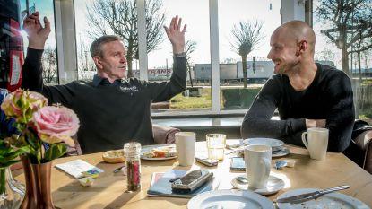 """""""'Monsieur Paris-Roubaix'? Ik, natuurlijk!"""" — """"Jij 'Monsieur 1', ik 'Monsieur 2'. Oké, Roger?"""""""
