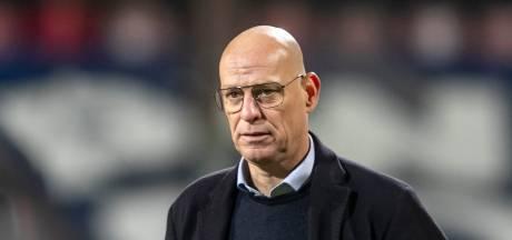 Einde van het tijdperk trainer Klaas Wels bij TOP Oss is in zicht: 'De club is denk ik toe aan verfrissing'
