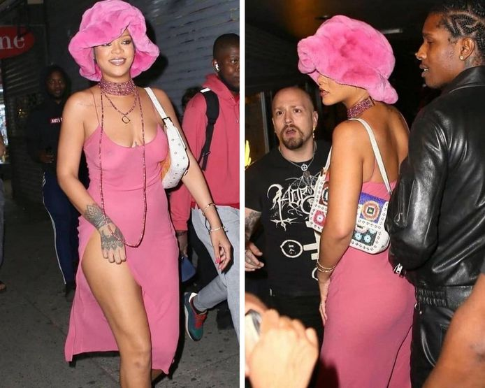 Rihanna recalée d'une boîte de nuit.