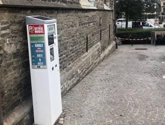 Opnieuw betalend parkeren in centrumstraten