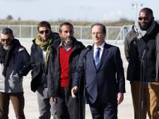 Le Pen dit avoir été gênée par l'apparence des otages