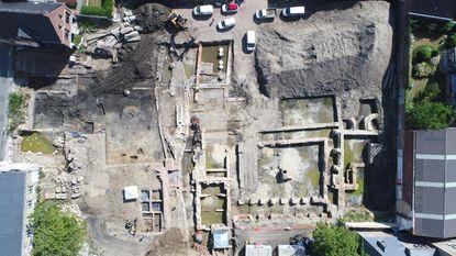 Archeologisch onderzoek De Meersen bijna afgerond