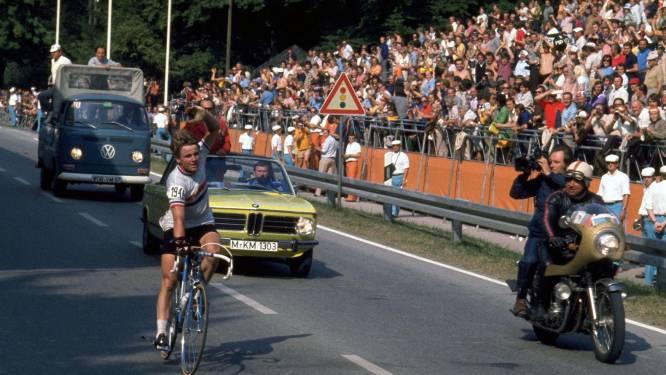 """""""België kon theoretisch gezien niet verliezen"""": wereldkampioen Hennie Kuiper blikt terug op zijn overwinning in 1975"""