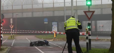 Vrouw raakt zwaargewond bij scooterongeluk op de 't Goylaan in Utrecht