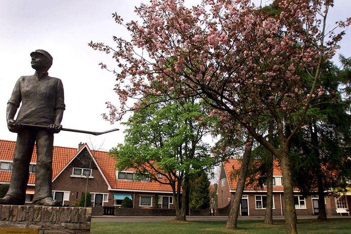 De wijk Tuindorp in Maarn is oorspronkelijk gebouwd voor spoorwegpersoneel.