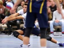 Bekende gezichten voor tiener Daan Smulders tijdens de volleybalderby van Brabant: 'Ik ken nog veel mensen binnen de club'