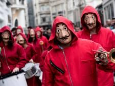 Carnavalstent verbiedt Casa de Papel-kostuum en 'dikke penispakken'