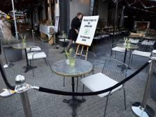 Horeca Kleine Berg hoopt op snelle heropening terrassen