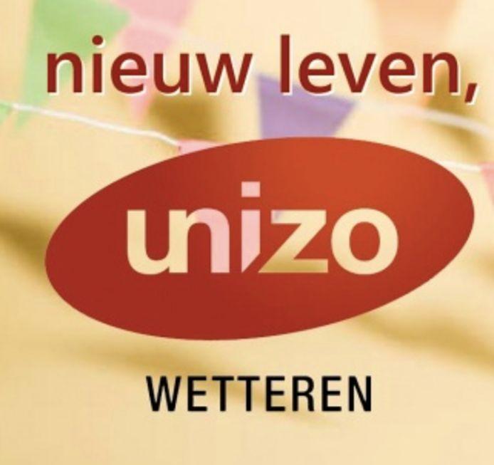 Unizo herstart in Wetteren.