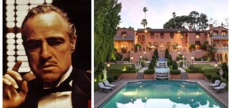 Iconische villa uit 'The Godfather' te koop voor 117 miljoen euro