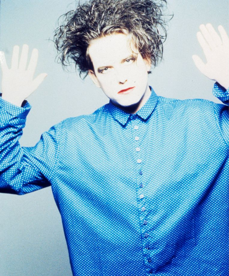 Robert Smith (The Cure). Beeld BELGAIMAGE