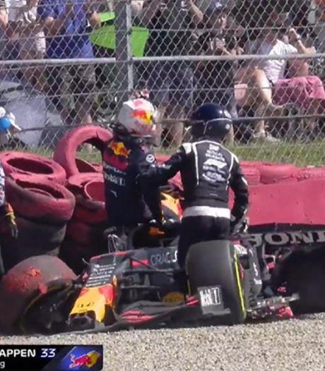 """Max Verstappen a quitté l'hôpital: """"Tout est OK"""""""