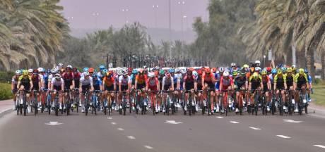 UAE Tour gestaakt vanwege coronavirus