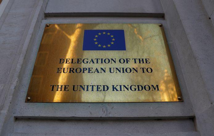 Représentation de l'Union européenne à Londres
