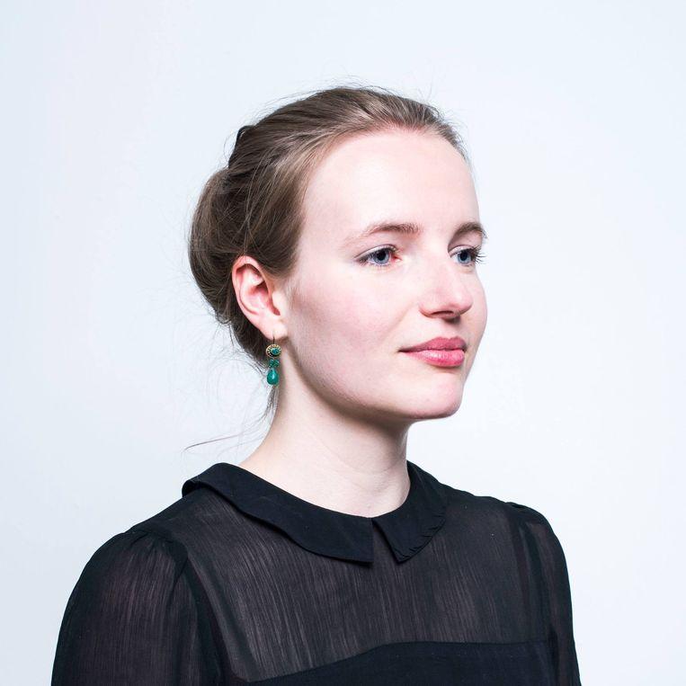 Componist Mathilde Wantenaar. Beeld Karen van Gilst