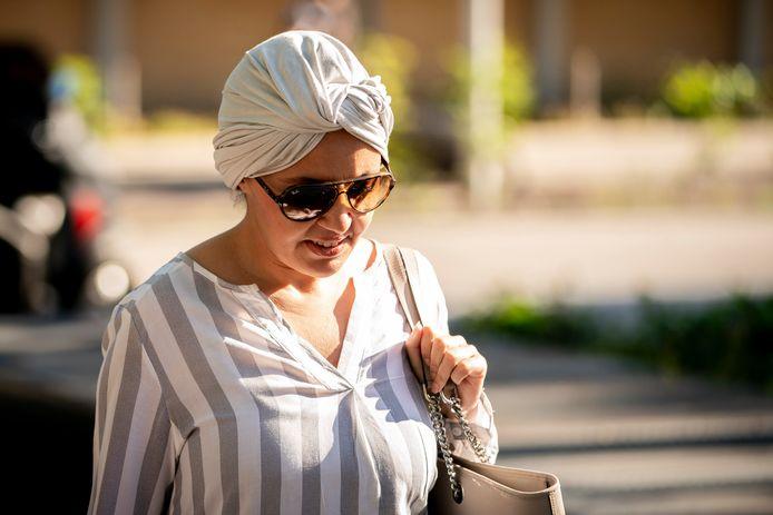 Saadia Ait-Taleb werd in 2017 ontslagen omdat zij er een onoorbare relatie op na zou hebben gehouden met een opdrachtnemer.