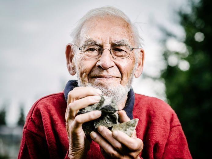 Wetenschapper Olaf Schuiling (86)