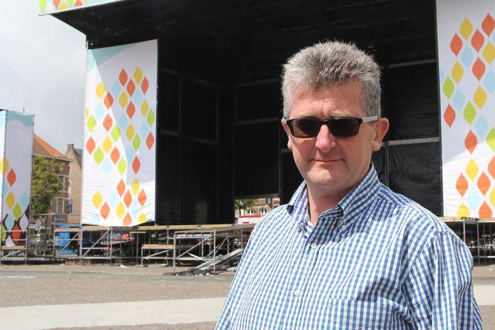 Organisator Walter Kestens maakte zonet plannen bekend voor een alternatieve editie van Suikerrock.