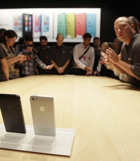 iPhone 5 vs Galaxy S3: le match