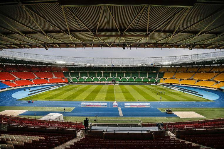 Het Ernst Happel Stadion Beeld PN