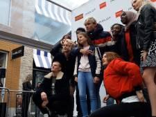 Topmodellen in wording maken Veenendaal even hoofdstad van de fashion
