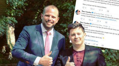 """N-VA-kandidaat Lubbeek trekt zich terug na ophef Schild & Vrienden, Theo Francken: """"De bloedhonden mogen trots zijn"""""""