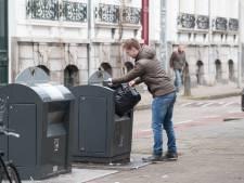 Wat te doen met de containers voor restafval in Arnhem? Drie scenario's