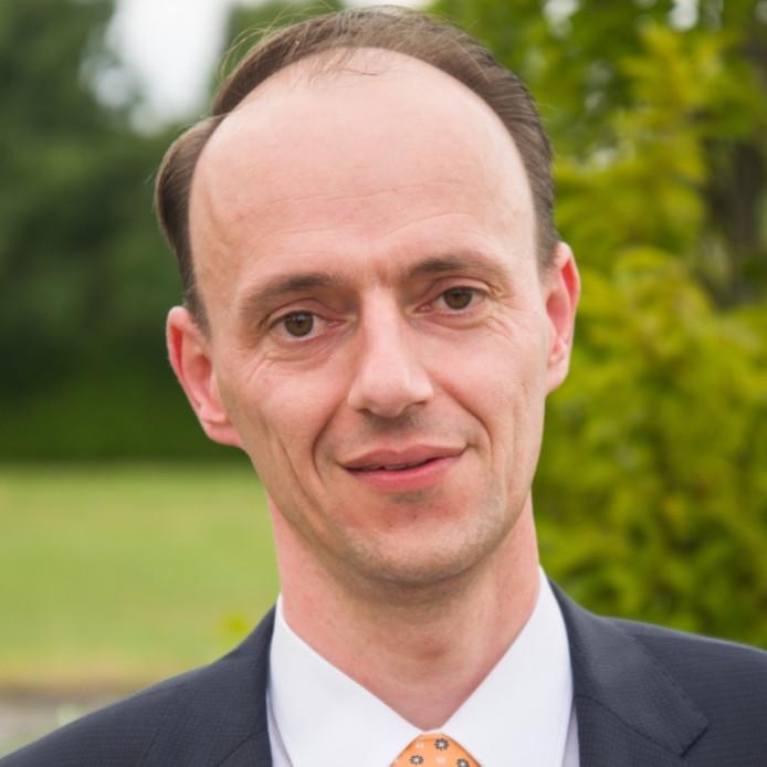 Adriaan van der Wulp, fractievoorzitter SGP Hoeksche Waard