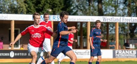 Ondanks nederlaag trainer SC Valburg optimistisch over vervolg