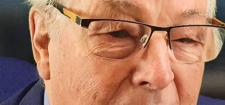 Dré Rennenberg (83) lijsttrekker Ouderen Appel Eindhoven