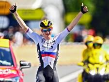 Matej Mohorič remporte sa deuxième victoire d'étape sur le Tour de France