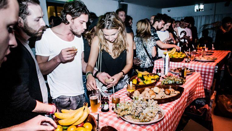 Breakfast Club tijdens ADE in 2013 Beeld Katja Rupp, katjarupp.eu