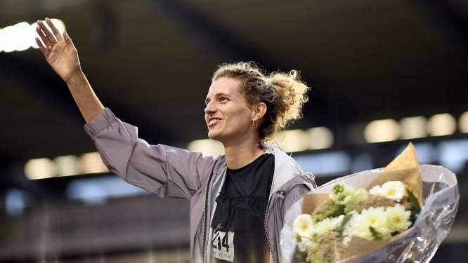 "Olivia Borlée, in 2016 nog onze vlaggendraagster: ""Nu meer stress dan toen"""