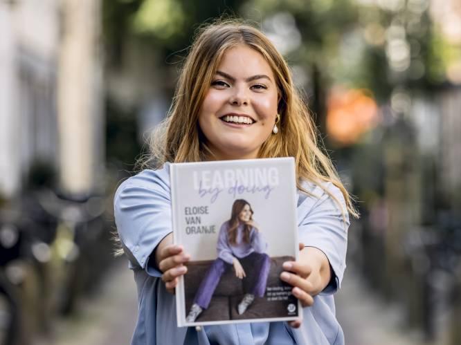 """'Gravinfluencer' Eloise van Oranje geeft unieke inkijk in privéleven: """"Soms denk ik wel dat de media-aandacht iets te ver gaat"""""""