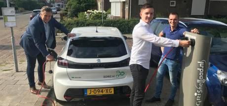 Project met deelauto's in Wolphaartsdijk is met tweede 'hub' echt uit de startblokken