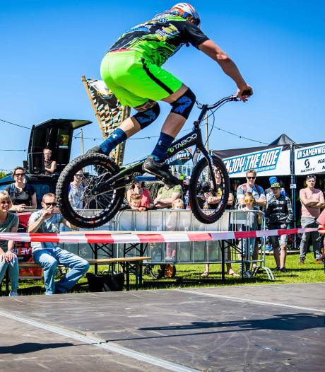 Framed Festival rond BMX-wedstrijd op Papendal sleutel tot succesformule