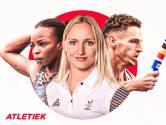 Onze olympiërs voorgesteld (#3). Een witte streep op de kin en 2 winnaressen van de 'Container Cup': deze atleten jagen op succes in Tokio