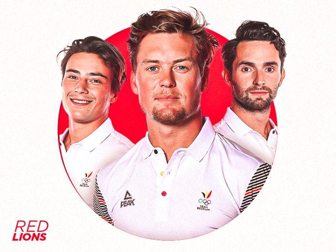 De 121 atleten die België vertegenwoordigen in Tokio voorgesteld. Vandaag deel 1: de nationale hockeyploeg Red Lions.