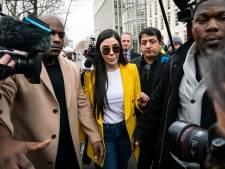 L'épouse d'El Chapo arrêtée à Washington