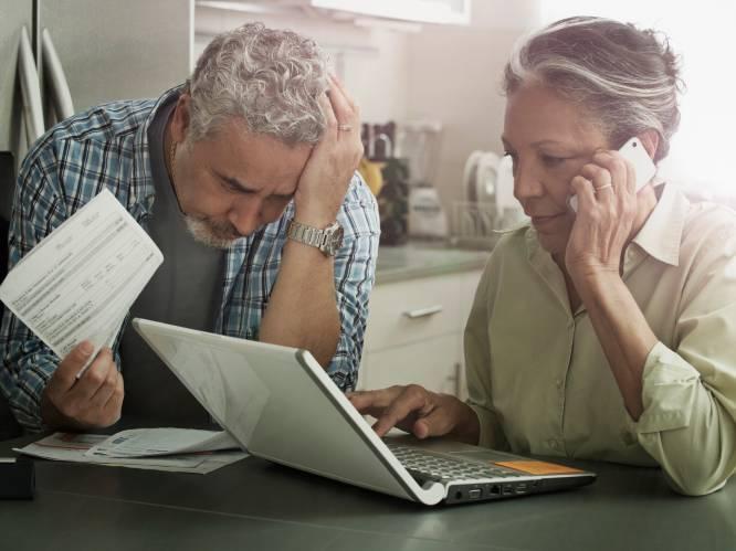 Dat zijn vrouw na zijn overlijden geen pensioen ontvangt, hadden ze zich niet gerealiseerd