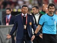 """Cris racistes envers des Anglais: le sélectionneur bulgare n'a """"rien entendu"""""""
