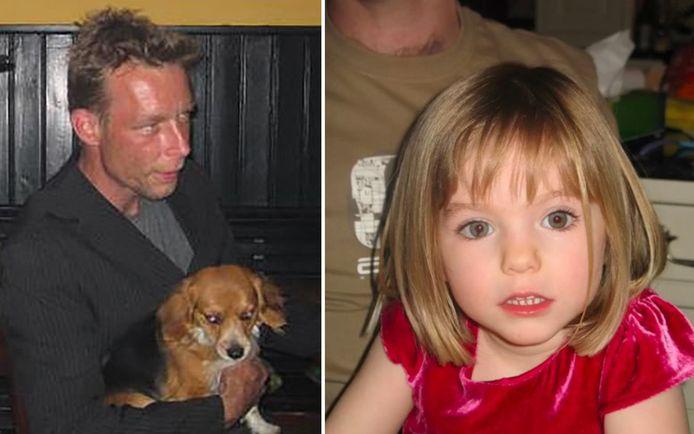 Christian B., principal suspect de l'enlèvement de la petite Maddie McCann