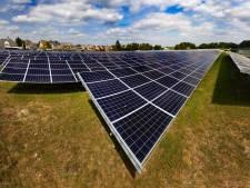 Plan voor vier zonneparken in Cranendonck; 50 hectare zonnepanelen achter Ruilverkavelingsweg