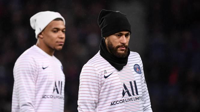 Meer kopzorgen voor boekhouders van PSG: stopzetten Ligue 1 nieuwe klap, terwijl akkoord met sterren over loonsverlaging uitblijft