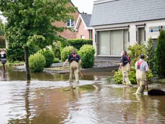 Activering van nummer 1722 vanwege risico op storm of wateroverlast